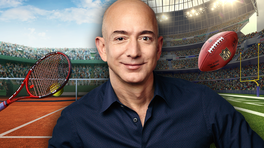 Jeff Bezos sells billions in Amazon stock, then attends NFL Hall of Fame with Lauren Sanchez