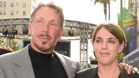 Oracle's Ellison leans on banks to save daughter's Oscar-winning film company