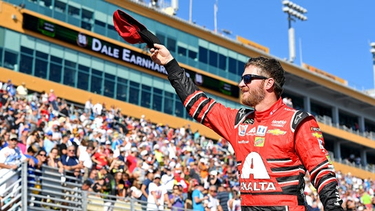 First responders at Earnhardt Jr. plane crash get free NASCAR tickets