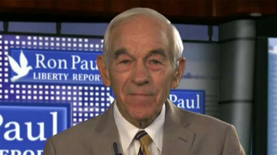 Debt isn't curable by tinkering: Ron Paul