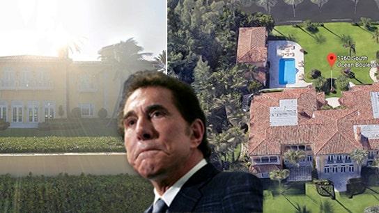 Steve Wynn snaps up $43 million Florida mansion