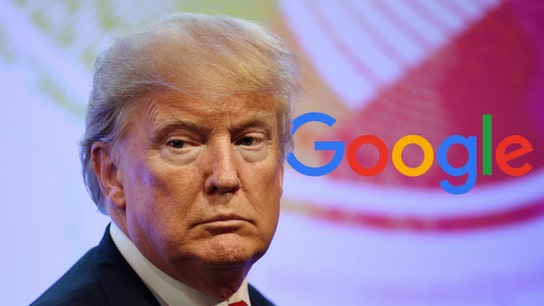 Trump rips Google over alleged anti-conservative bias