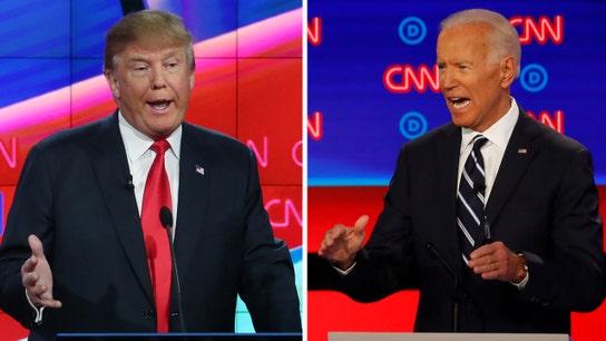 'Desperate for Trump'? Dem debate ratings pale in comparison to 2016 GOP cycle