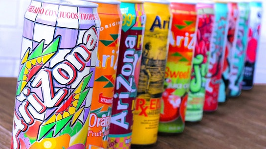 Pot company partners with Arizona Beverages to make THC products