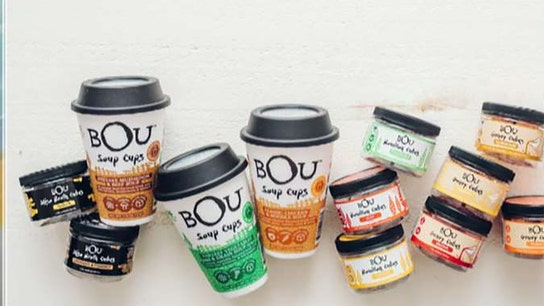 Bou looks to millennials to reheat instant soup