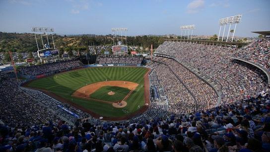 Dodger Stadium's Postmates deal lets fans order from seats, skip lines