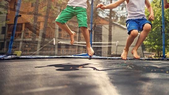 Super Jumper trampolines recalled due to injury hazards