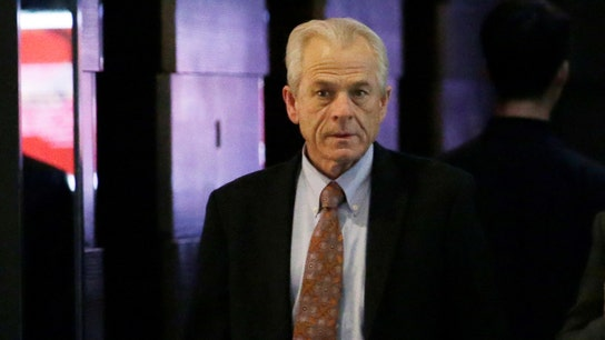 China fentanyl into US isn't slowing down: Peter Navarro