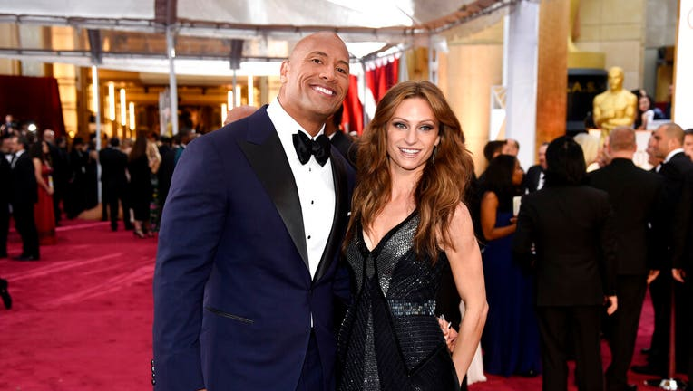 Who is The Rock's new wife Lauren Hashian? What does she do?