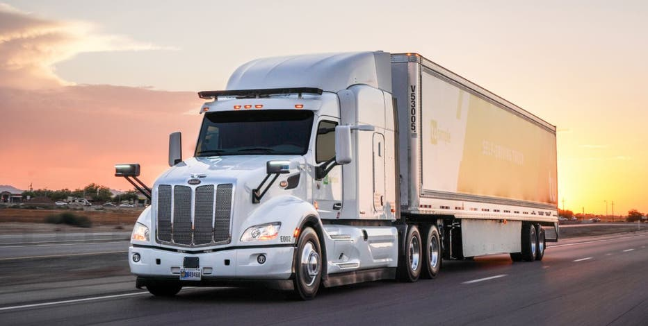 UPS Invests in Autonomous Trucking Company, Tests Self-Driving Tractor Trailers