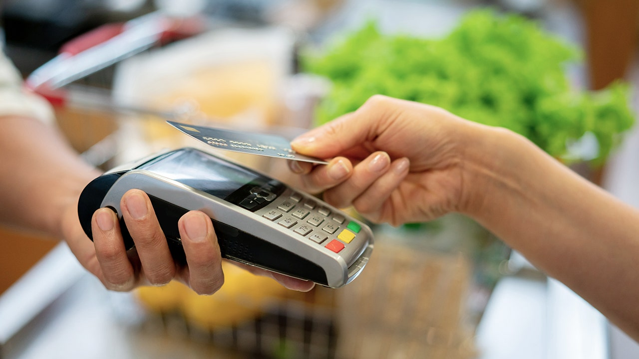Credit card istock
