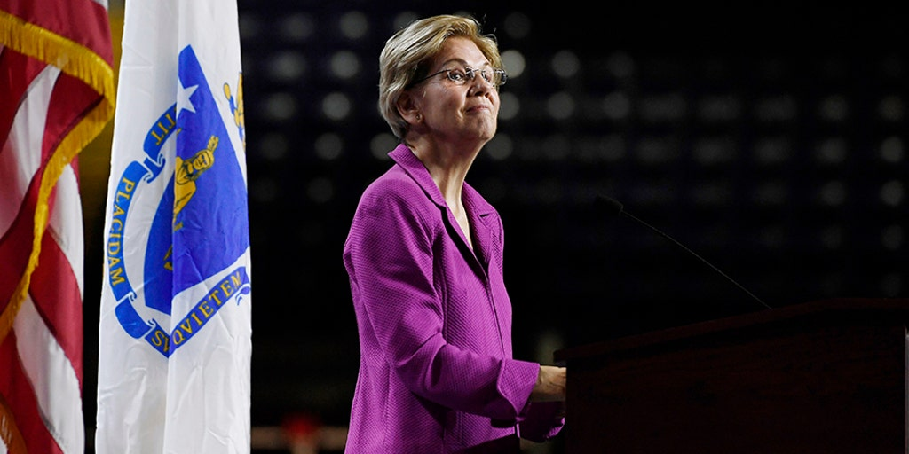 Elizabeth Warren says she'll reject big fundraising events if nominated