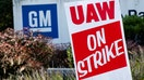 Workers at large GM plant approve new contract as strike's end appears near