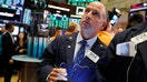RECORD HIGHS: Major averages surge as Dow nears 29,000 level for first time