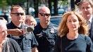 Actress Felicity Huffman freed from California jail