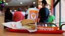 Popeyes chicken sandwich violence amid new menu item hype