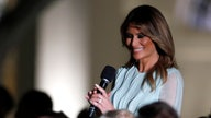 Melania Trump's White House tennis pavilion begins construction