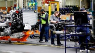 UAW deals increased automakers labor costs, says think tank