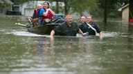 Tropical storm floods Houston with damage that may rival Harvey