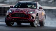 Aston Martin raises boatload of cash to fund SUV