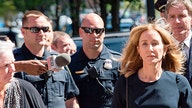 Felicity Huffman released from jail early for her role in college cheating scandal