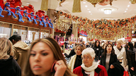 Holiday sales expected to hit record $136 billion this year, despite shorter season