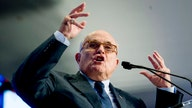 Rudy Giuliani continues lobbing bribery allegations at Biden