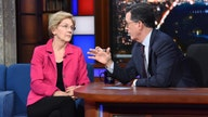 Warren stumped by Colbert on whether middle-class taxes will go up