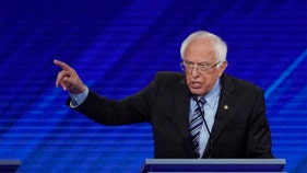 Bernie Sanders shouted down at town hall over Medicare-for-all plan