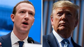 Trump hosted Zuckerberg, Thiel in October