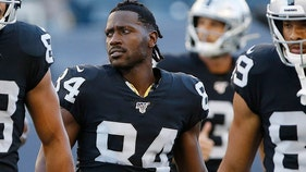 Free agent Antonio Brown says it's time to ghost white women