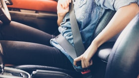 If you think rear seat passengers don't need seat belts, think again