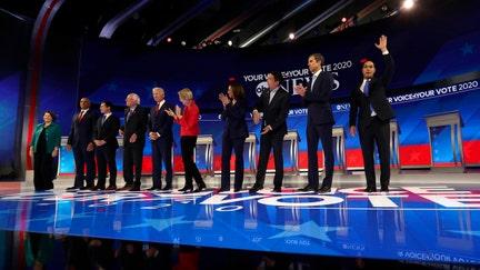 2020 Democrats' anti-Wall Street push has 'raised concerns': Citi analysis