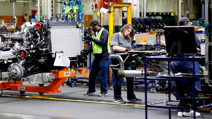 GM moves over 1,350 temporary workers to full-time jobs