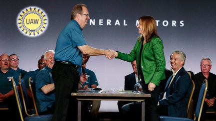 GM and UAW reach tentative agreement to end month-long strike