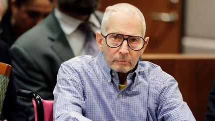 Lawyers: Robert Durst wrote note about location of body