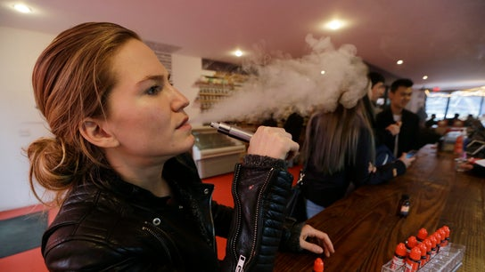 Trump warns against 'very dangerous' e-cigarettes as White House cracks down on flavors