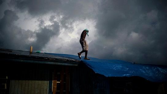 Tropical Storm Humberto: Bahamas relief efforts resume as stormmoves away