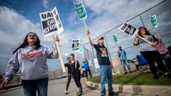 5 major UAW strikes in GM history
