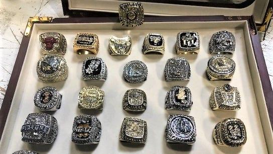 Border Patrol seized fake NBA championship rings valued at $560,000