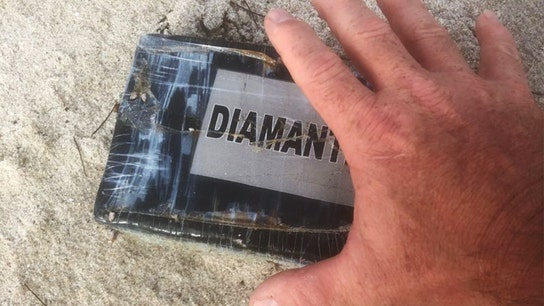 Nearly $1M worth of cocaine washes up on Florida beaches amid Dorian waves