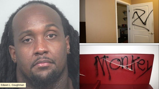 Former NFL player staged racially motivated burglary, planned to file insurance claim: cops