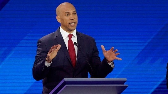 Booker may be first of many Dems to follow De Blasio out of 2020 race