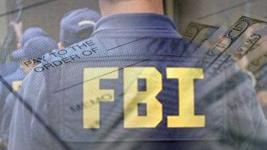 FBI agents raid home of boss behind vanishing payroll company