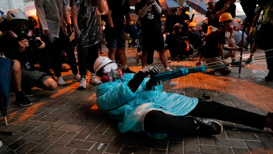 China warns Hong Kong protesters on potential state of emergency declaration