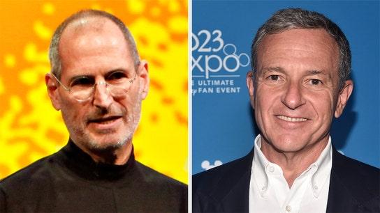 Disney's Bob Iger: If Steve Jobs were still alive, we'd merge with Apple