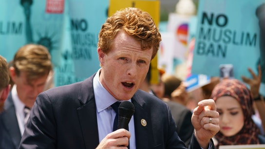 Rep. Joe Kennedy III to try and follow JFK into Senate by challenging Sen. Ed Markey