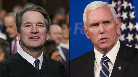 Mike Pence defends Brett Kavanaugh amid new sexual misconduct accusations