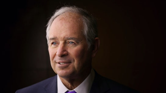 Blackstone's Stephen A. Schwarzman: Lessons on how to be a successful entrepreneur