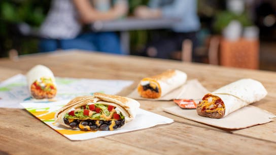 Taco Bell expands vegetarian menu nationwide to compete with meatless trends